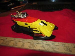 Vintage 1985 Vintage Tomy Tribot NAV-L triple changer Transformers G1