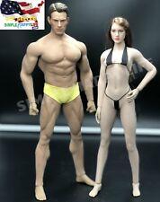 PHICEN TBLeague 1/6 scale Steel Skeleton SEAMLESS Figure Body Doll ❶USA❶
