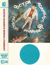 ADAMSKI DOCTOR ADAMSKI'S MUSICAL PHARMACY CASSETTE ALBUM Acid House, Euro House