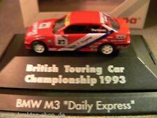 1/87 Herpa BMW M3 Daily Express Portman #87 '93 GB 035903