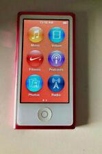 Apple iPod nano 7. Generation Rosa/Pink (16GB)
