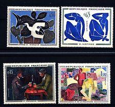 FRANCIA - Quadri di Francia - 1961 - Opere di pittori moderni -