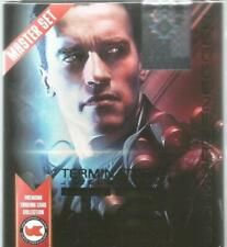 Terminator 2 Judgment Day Master Set Box - 3 Autos,Sketch,Print Plates,Film Cell