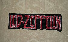 LED ZEPPELIN Rock Music band Iron/ Sew-on Embroidered Patch / Badge/ Logo