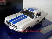 Carrera Digital 132 30669 Ford Mustang GT 1967 Nr. 289 USA Modell 2013 NEU