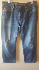 AG Adriano Goldshmied Mens Jeans 34 x 26 Blue The Protege