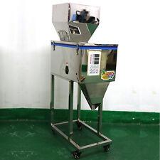 Large Quantitative Powder Filling Machine For Tea Coffee Ect Non-Sticky Solid