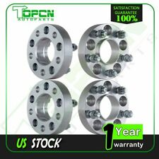 """4X 1.25"""" 5x4.5 to 5x4.5 Hubcentric Wheel Spacers 1/2"""" for 1981-2011 Ford Ranger"""