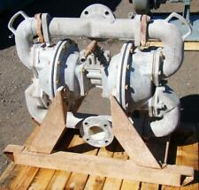 "Warren Rupp 3-1/2"" Diaphragm Pump Cast Aluminum 518-014-156"