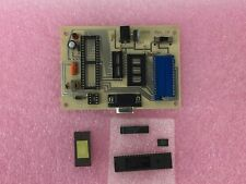 Intel P80C51BH, TI CD74HCT573E, Dallas DS1275 And Board