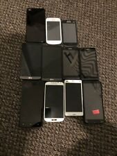 JobLot 22 Various Phones Spares Or Repairs