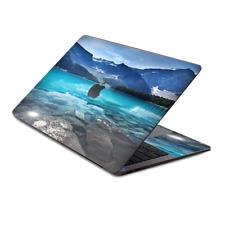 "Skin Decal Wrap for MacBook Pro 13"" Retina Touch  Mountain lake"