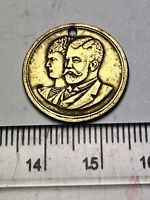 1893 British Royal Family Medal - Marriage of Future King Edward VII (A750)