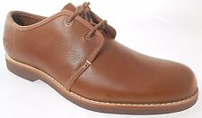 Timberland 5828r Storm Buck Lite Men's Brown Leather Oxford Shoes 11
