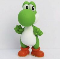 "Yoshi Action Figure Super Mario Bros. Video Game Figure Toy 5"" US Seller"