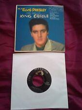 Elvis Presley - EPA 4321 KING CREOLE Vol 2 - D.O.T  - USA EP - EX/VG