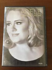 ADELE SOMEONE LIKE ME - DVD - 55 MIN - DOCUMENTAL SAVOR EDICIONES - BUEN ESTADO
