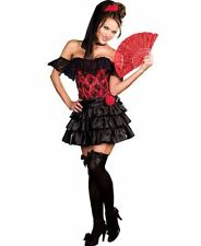 New Senorita Fabulosa Halloween Women's Adult Costume Dreamgirl - 7616 -XL