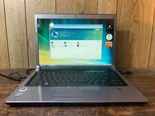 """Dell Studio 1535 15.4"""" Windows Vista Laptop Intel C2D 2.16ghz 3gb 320gb HD 3400"""