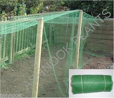 Strong Garden Netting 10M x 4M pests pond vegetables plants animals fruit cage