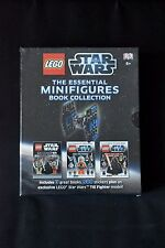 LEGO STAR WARS MINIFIGS BOOK COLLECTION EXCLUSIVE TIE FIGHTER MINIFIGURE