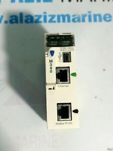 BMXP342020 Processor module M340 - max 1024 discrete + 256 analog I/O - Modbus -