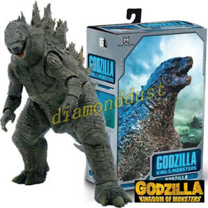 """2019 Godzilla King of the Monsters 12"""" Head to Tail Action Figure Model Kid Toy"""