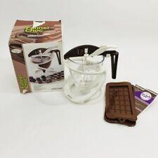 Silikomart Chocolate Dispensing Funnel with Base Gourmet