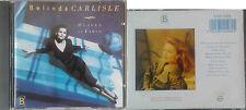"BELINDA CARLISLE ""Heaven On Earth"" CD 1st Press Aor"