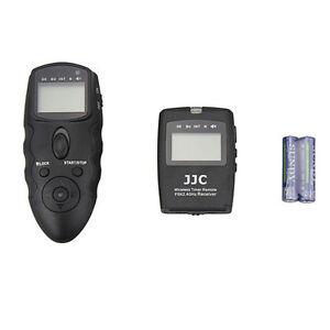 WT-868 _CA Wireless Timer Remote F Canon 60D 70D T5I T4I T3I T7I 77D T6S SL2 80D