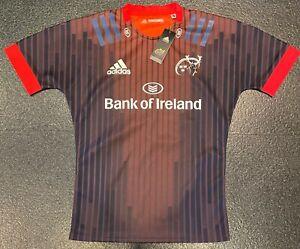 BNWT adidas Munster RU Rugby Union Jersey - Large