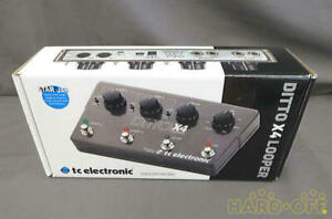 TC Electronic Einfach Betrieb Hochleistungs Loopers Ditto X4 Looper 14301575