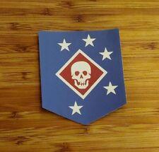 Marsoc Marine Raiders Insignia Sticker Usmc Decal