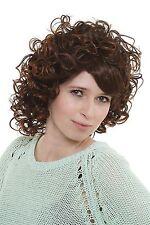 Ladies Wig Wild Postmodern Curly Brown Mix Chestnut 35cm 2301-2t30