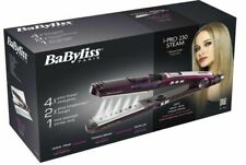 Babyliss ST395E iPro 230 Steam Ion Straightener Professional Novelty, free ship