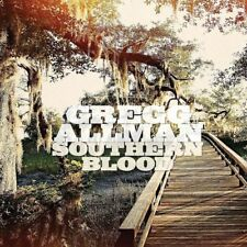 Southern Blood by Gregg  Allman Audio CD Perfect FREE SHIPPING! New!