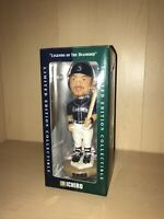 Rare Ichiro Suzuki Seattle Mariners Limited Edition Bobble Head (New In Box)