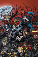 VENOMIZED #1 (OF 5) BRADSHAW COVER MARVEL COMICS SPIDER-MAN VENOM AVENGERS