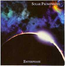 ENTERPHASE Solar Promenades CD Electronic w/ Fred Becker, David Wright