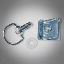 DZ1 DZUS ¼ D-Ring Drehverschluss CNC Schnellverschluss HONDA CBR 600 900 1000 RR