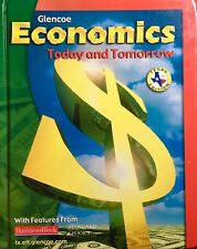 Economics: Today and Tomorrow by Roger LeRoy Miller (2003, Hardcover)