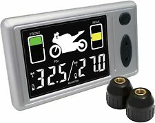 Accutire MS-4362GB Motorcycle Tire Pressure Monitor System, Free 2-3 Day Ship!!!