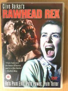 Rawhead Rex DVD 1986 Clive Barker Cult British Horror Film Movie
