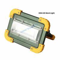 LED Strahler mit Handgestell Baustrahler Arbeitsleuchte