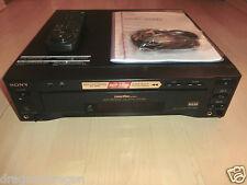 Sony MDP-850D High-End LaserDisc Player, FB&BDA, top gepflegt, 2 Jahre Garantie