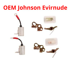 BRP Johnson Evinrude 18-25-40 HP 1975-1976 Ignition Tune Up Kit 172523 777681