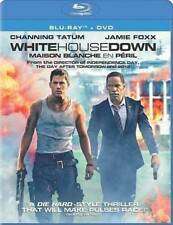 White House Down (Blu-ray/DVD, 2013, Canadian)