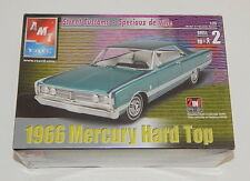 AMT 1/25 1966 MERCURY HARDTOP SEDAN 2n1 STOCK CUSTOM SEALED R8757