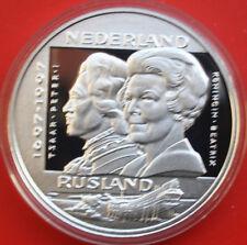 Netherlands-Niederlande: 25 ECU 1997 Silber Proof Coin, #F 1850, rare