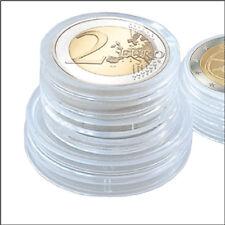 100 Münzkapseln 37,00 mm Neu & OVP 4 x Safe 6737XL
